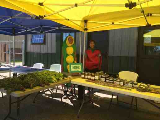 Youth leading farmers markets